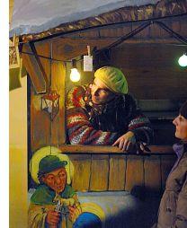 Roman-Weihnachtsspitz