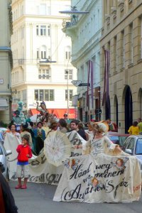 Listig-lustige Prozession