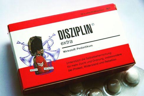 Disziplin-extra